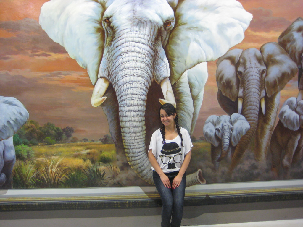 interactive art museum in Chiang Mai