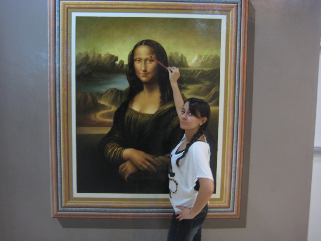 Art that's fun - a museum of illusion