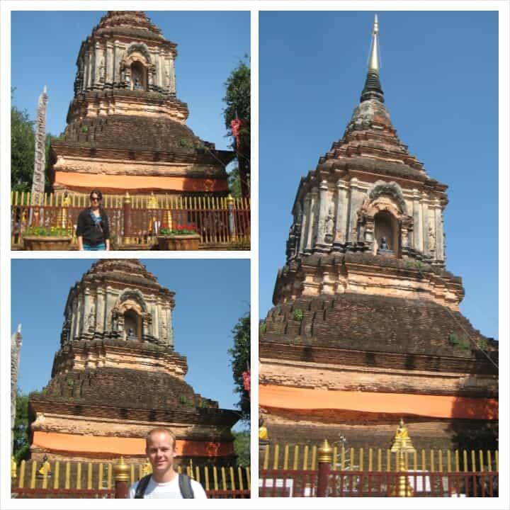 Wat Lok Molee - Chiang Mai, Thailand