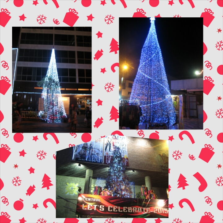 Our Christmas in Chiang Mai, Thialand