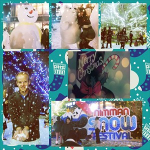 Nimman Snow Festival 2014