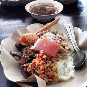 babi guling - Balinese Food
