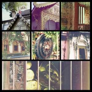 Wat Chedi Lnag, Chiang Mai, Thailand
