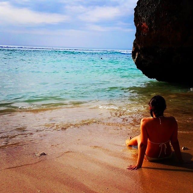 Best Bali Beach - Padang Padang Beach, Bali