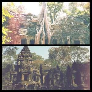 Ta Prohm-Siem Reap Cambodia