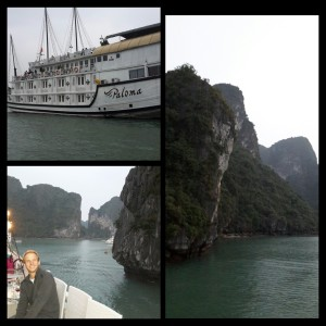 Paloma Cruise, Ha Long Bay, Vietnam