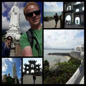Lady Buddha-Da Nang, Vietnam Trip