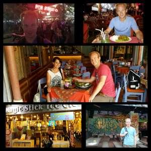 Pub Street, Siem Reap Cambodia