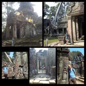 Temples, Siem Reap Cambodia