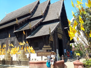 Old City Chiang Mai Temple