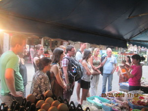 Asia Scenic Cooking School - Market Tour
