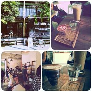 Ristr8to Lab Nimman - Best Coffee Chiang Mai, Thailand