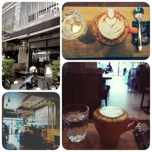 9th street coffee - Nimman, Chiang Mai, Thailand