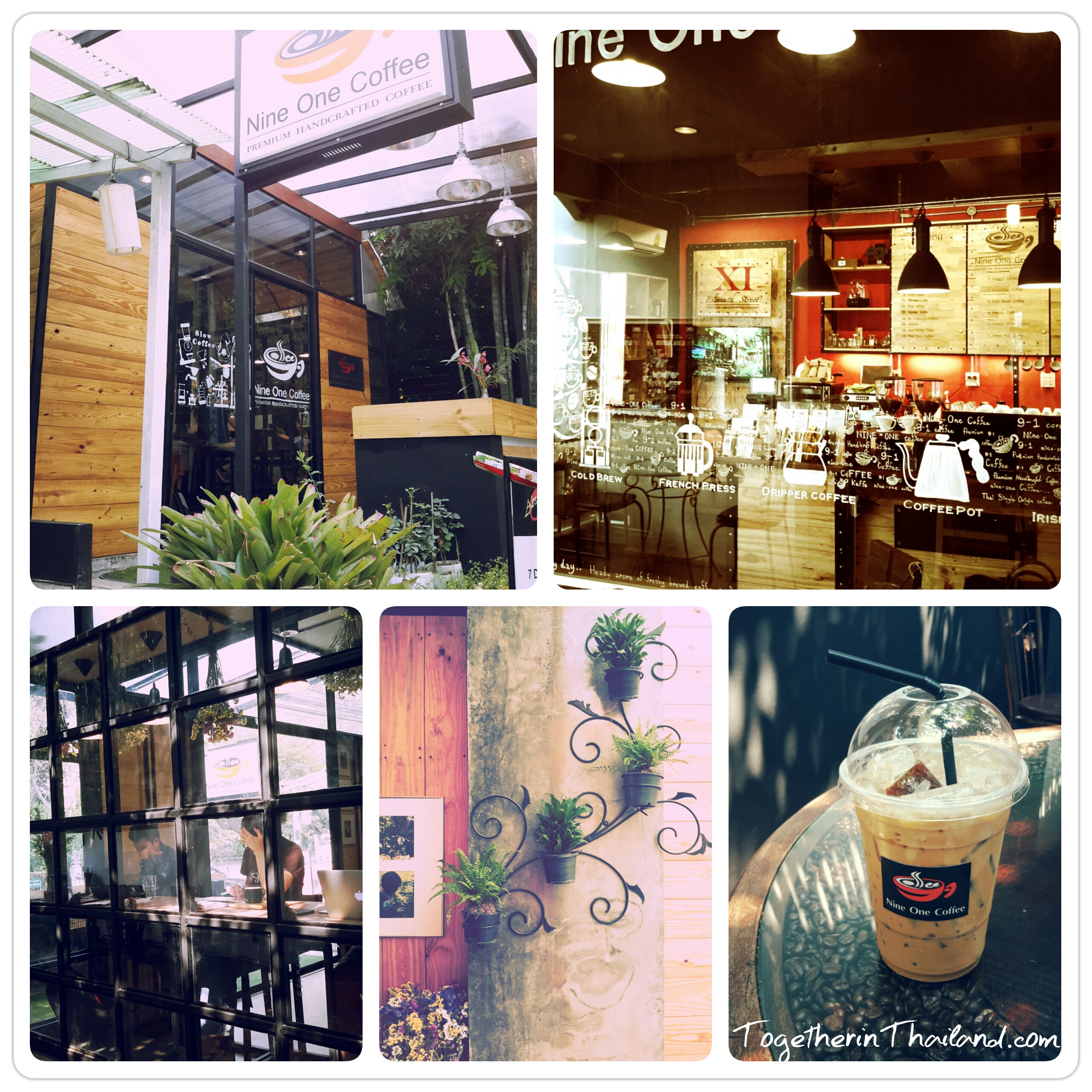 Best Cafes In Nimman Chiang Mai Together To Wherever