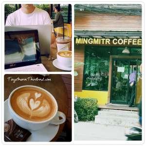 Ming Mitr Coffee Chiang Mai