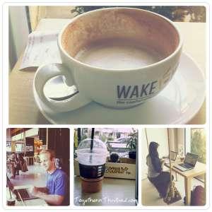 Wake Up Cafe Chiang Mai