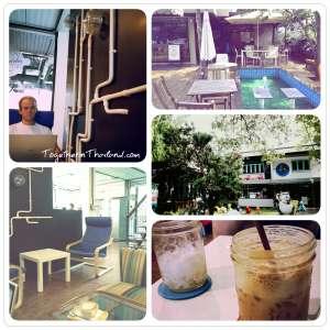 Librarista Cafe Chiang Mai