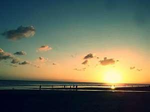 double six beach seminyak, Bali