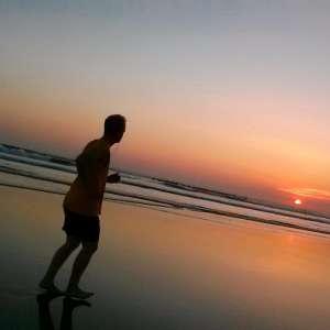 Seminyak Beach Run