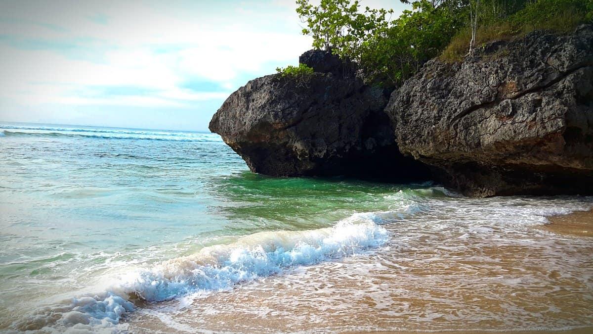 Best Bali Beaches - Padang Padang Beach