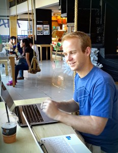 digital nomads in Chiang Mai, Thailand