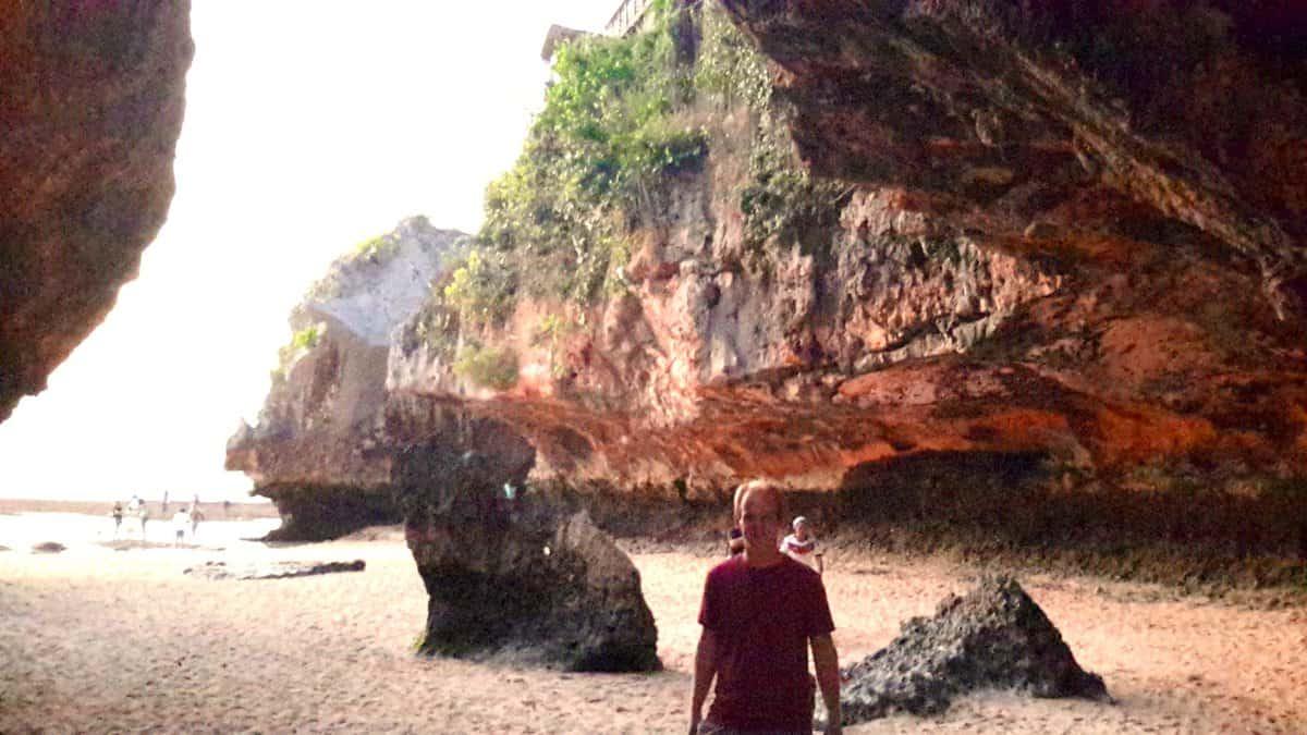 Best Beach - Blue Point Beach, Bali