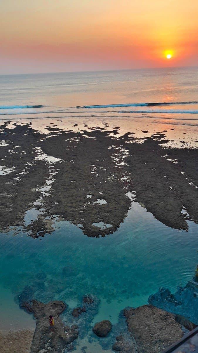 Blue Point Beach, Bali - top Beaches