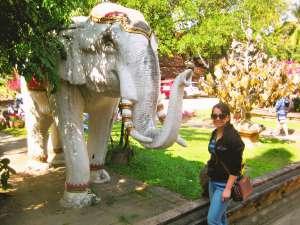 Wat Lok Molee - Chiang Mai