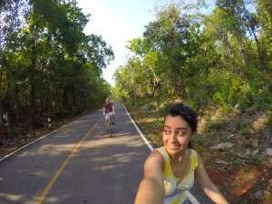 bike ride doi saket