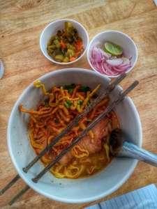 best restaurants nimman - Khao Soi