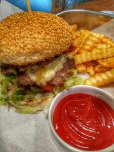 beast burger- best restaurant nimman, chiang mai