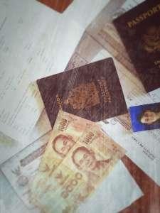 Thai tourist visa extension paperwork - Chiang Mai versus Bali