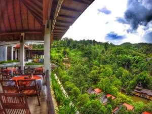 Panviman Resort Chiang Mai - Panorama Restaurant