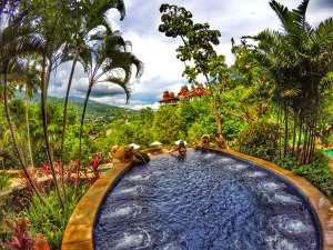 Panviman Resort Chiang Mai - Pool with jets