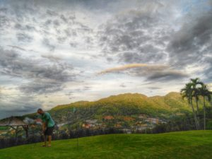 Panviman Resort Chiang Mai-Putting and Chipping Green