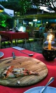 Why Not? Italian Restaurant Nimman Chiang Mai
