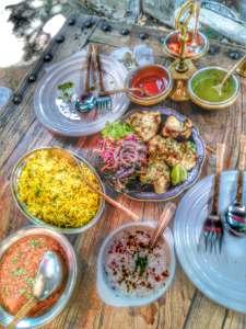 best resuarants Chiang Mai- accha indian restaurant Nimman