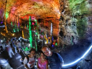Huanglong (Yellow Dragon) Cave - Zhangjiajie, Hunan, China