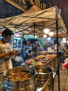 Chiang Mai Gate Food Stalls - Best Chiang Mai Street Food