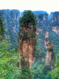 Heavely Pillar - Hallelujah Mountain, Zhangjiajie National Forest, China
