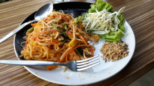 pad thai - Chiang Mai , Thailand Food