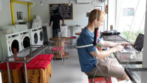 laundry in Denpasar, Bali