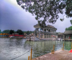 Beijing Top Things To Do - Summer Palace - Marble Boat