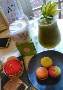 Dhara Dhevi, Chiang Mai - Best dessert