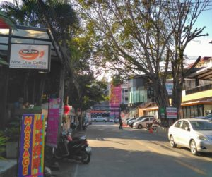 Nimman Neighborhood of Chiang Mai, Thailand - best places to stay when visiting