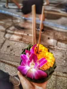 Lantern Festival in Chiang Mai , Thailand - Loy Krathong