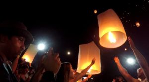 Lantern Festival Chiang Mai , Thailand - Yee Peng Guide