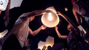 Yee Peng Lantern Festival - Chiang Mai, Thailand