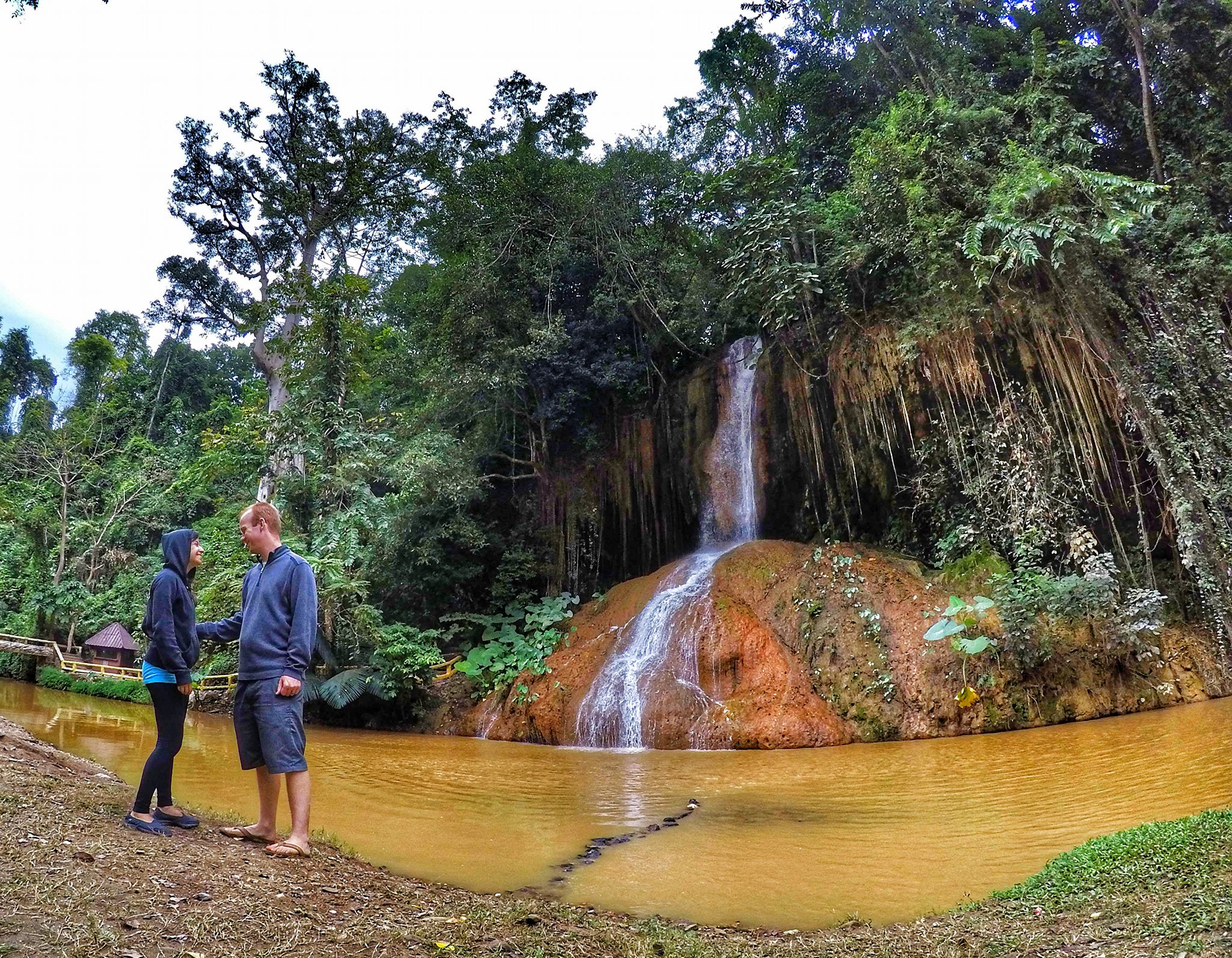 Phu Sang Waterfall - Chiang Rai, Thailand Things to Do