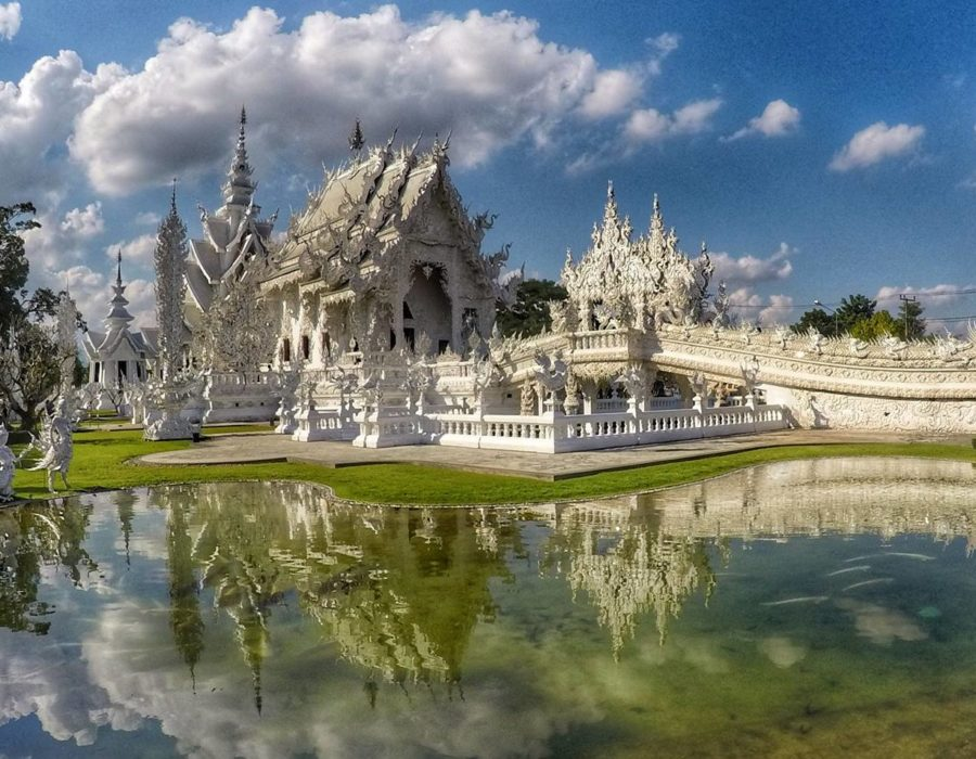 Wat Rong Khun - Top Chiang Rai, Thailand Attraction